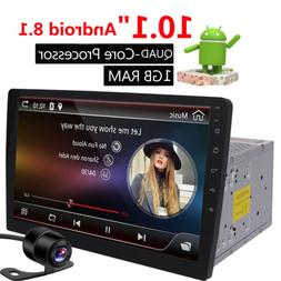 """10.1"""" Android 8.1 Double 2Din Car Stereo Radio GPS Wifi OBD2"""