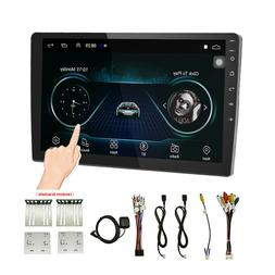 "10.1"" Android 9.1 Double 2 DIN Car Radio Stereo GPS Navi MP5"