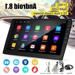 """10.1"""" Car Android 8.1 Stereo Radio Double 2DIN GPS no DVD Pl"""