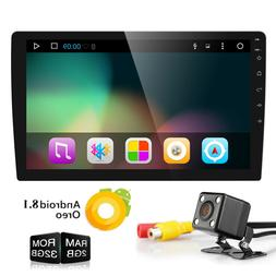 10.1inch Android 8.1 Car Bluetooth Stereo Radio Double 2 DIN