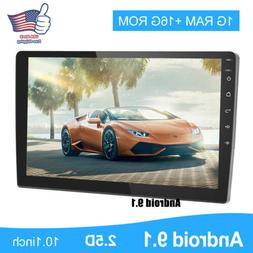 10.1inch Quad Core Android 9.1 Car Stereo Radio Double 2 DIN