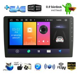 2 Din 9 Inch Android 9.0 Universal Car Radio Double Din Ster