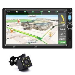 """2 <font><b>Din</b></font> Android 8.1 Car MP5 Player 7"""" Touc"""