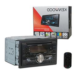 2018 Kenwood Double DIN Car MP3 CD receiver USB with Built-i