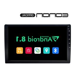 2019 Double Din Car Stereo, Android 8.1 Car Radio Stereo Aud