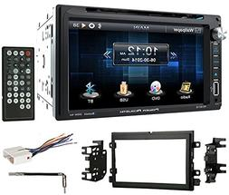 6.5 DVD/CD Player Receiver Monitor w/Bluetooth for 2008-10 F