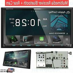 """Kenwood 6.95"""" double  2 DIN Multimedia Receiver Android Appl"""