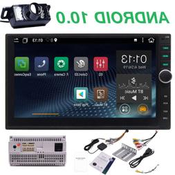 """7"""" Android 10 Car Radio Stereo MP5 Player GPS Navi Double 2D"""