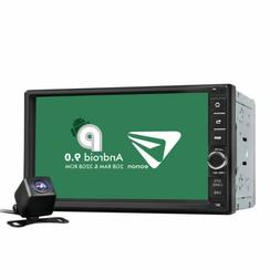 """7"""" Android 9.0 4-Core Double 2DIN In dash Car stereo Radio G"""
