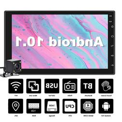 """7"""" Android 9.1 Car Stereo GPS Navigation Radio Player Double"""