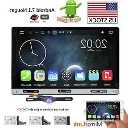 """7"""" Android7.1 Double 2Din Car Radio Stereo CD DVD Player GPS"""