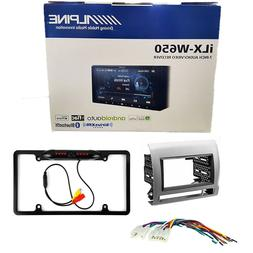 """Alpine 7"""" Double DIN Car Stereo with Apple Carplay for 2005-"""