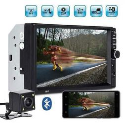 7 Inch Double 2 DIN Car MP5 Player Bluetooth Touch Screen St