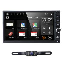 7inch HD IPS Android 8.1 Double 2Din InDash Car No DVD Radio