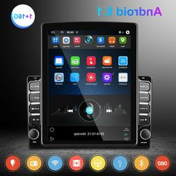 """9.7"""" Android 8.1 Double 2DIN Car Radio GPS Navi Touch Screen"""