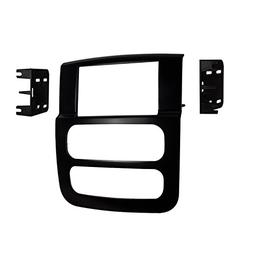 Metra 95-6522B Double DIN Stereo Install Dash Kit for Select