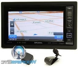 "Alpine - 6.1"" - Built-in Gps - Cd/dvd - Built-in Bluetooth -"