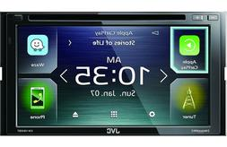 JVC 2-DIN Car Stereo Digital Media Receiver with Bluetooth U