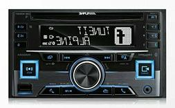 Alpine CDE-W265BT Double DIN Bluetooth in-Dash CD/AM/FM Rece