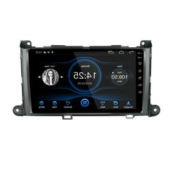 Android 2011-2014 Toyota Sienna special car 9 inch navigatio