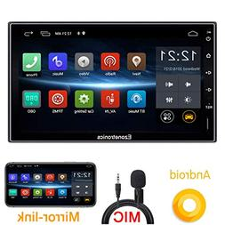 Ezonetronics Android 6 8 Double din Mirror Link Car Radio St