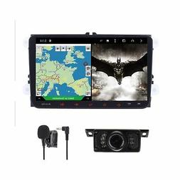 Android 8.1 Car Stereo Double 2 Din 9 Inch Capacitive Touch