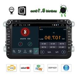 Android 8.1 Oreo Quad-Core Double 2 Din Car Stereo Radio Rec