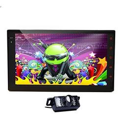 """7"""" Android 6.0 Quad Core Universal in Dash HD Touch Screen C"""