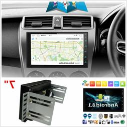 Android8.1 Car Stereo GPS Navigation Radio Player Double 2Di