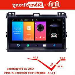 SilverStrong Android9.0 IPS 4G 9inch Car GPS Radio For Toyot