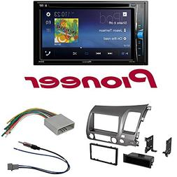 """Pioneer AVH-200EX 2-Din 6.2"""" DVD/CD/iPhone/Android/Bluetooth"""