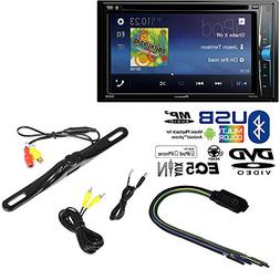 """Pioneer AVH-200EX Multimedia DVD Receiver with 6.2"""" WVGA Dis"""