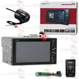 "PIONEER 6.2"" TOUCHSCREEN USB CAR BLUETOOTH STEREO + REMOTE F"