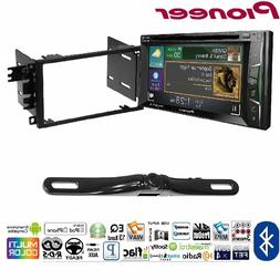 "AVH-500EX 6.2"" Double-DIN In-Dash DVD with Bluetooth / Backu"