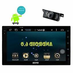 Backup Camera Included! Eincar Android 6.0 Double Din Car St