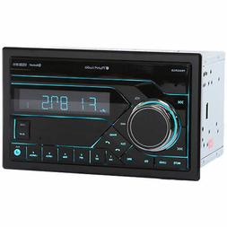 NEW PLANET AUDIO Bluetooth Double-DIN In-Dash Mechless AM/FM