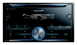 Brand New Pioneer FH-S51BT Double DIN Bluetooth Receiver Rem