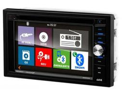"BOSS Audio Systems BV9366B 6.2"" Double-DIN In-Dash Touchscre"