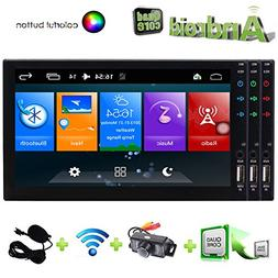 EinCar 7 inch Capacitive Touch Screen Android 6.0 Car video