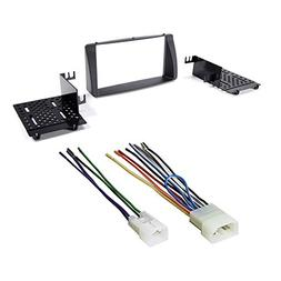 CAR AFTERMARKET Stereo CD Player Receiver Dash KIT Installat