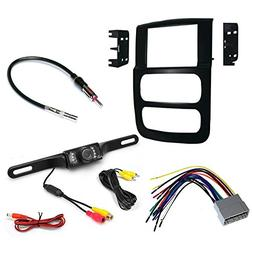 CAR CD Stereo Receiver Dash Install MOUNTING KIT Wire Harnes
