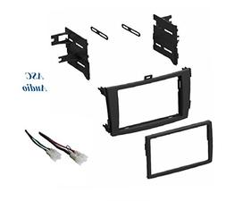 ASC Audio Car Stereo Dash Install Kit and Wire Harness for I