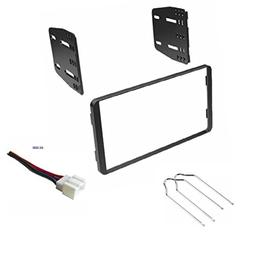 Car Stereo Dash Kit, Wire Harness, and Radio Tool for Instal