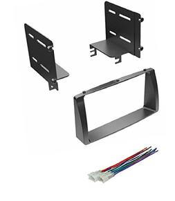 ASC Car Stereo Dash Kit and Wire Harness for Installing a Do
