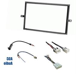 Premium Car Stereo Install Dash Kit, Wire Harness, and Anten
