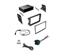 ASC Car Stereo Radio Dash Kit, Wire Harness, and Antenna Ada