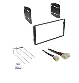 ASC Car Stereo Radio Install Dash Kit, W