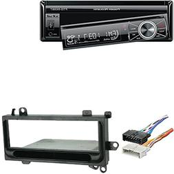 Power Acoustik in-Dash DVD AM/FM Receiver 7-inch Flip-Out To
