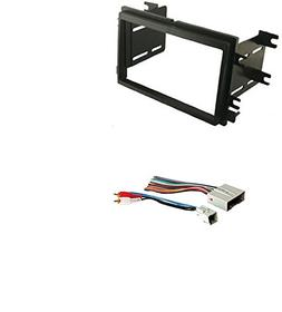 Scosche Dash Kit for 2004 - up Ford Double Iso Din Kit with