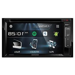 Kenwood DDX24BT 2-DIN Bluetooth Stereo with 6.2 inch Wide VG